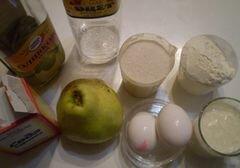 «Пирог с тертой айвой» - приготовления блюда - шаг 1