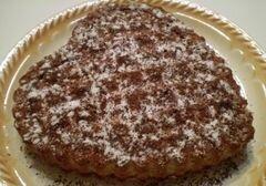 «Пирог с тертой айвой» - приготовления блюда - шаг 7