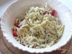 """«Салат """"Красное море""""» - приготовления блюда - шаг 3"""
