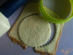«Хлебные корзиночки со свекольным салатом» - приготовления блюда - шаг 1