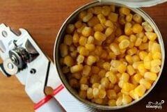 «Макароны с кукурузой» - приготовления блюда - шаг 2