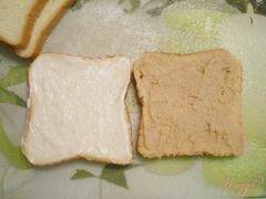 «Сэндвич с мясным паштетом» - приготовления блюда - шаг 2