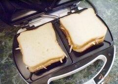 «Сэндвич с мясным паштетом» - приготовления блюда - шаг 5