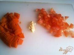 «Суп из чечевицы по-венгерски» - приготовления блюда - шаг 3