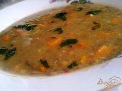 «Суп из чечевицы по-венгерски» - приготовления блюда - шаг 6