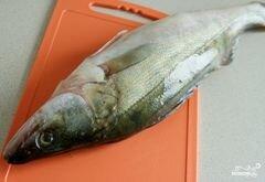 «Рыба по-украински» - приготовления блюда - шаг 1