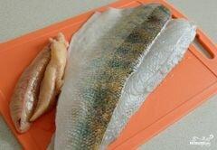 «Рыба по-украински» - приготовления блюда - шаг 2