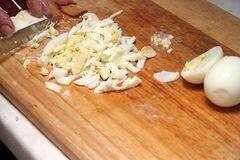 «Салат «Авокадо и креветки»» - приготовления блюда - шаг 3