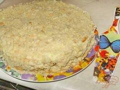 "«Торт ""Наполеон"" на пиве» - приготовления блюда - шаг 9"
