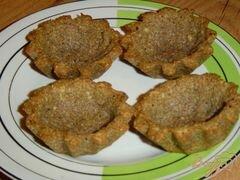 «Тарталетки с кремом из авокадо с сельдью» - приготовления блюда - шаг 5