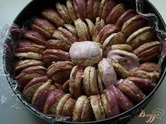 «Торт из пряников с ягодами» - приготовления блюда - шаг 3