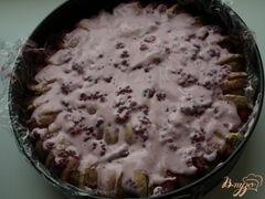 «Торт из пряников с ягодами» - приготовления блюда - шаг 4