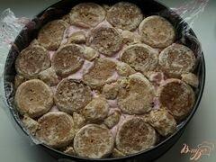 «Торт из пряников с ягодами» - приготовления блюда - шаг 5
