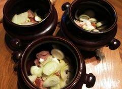 «Говядина с гречкой в горшочке» - приготовления блюда - шаг 4