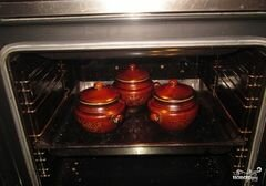 «Говядина с гречкой в горшочке» - приготовления блюда - шаг 8