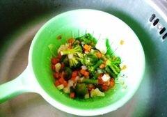 «Вегетарианский овощной пирог» - приготовления блюда - шаг 4