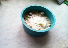 «Вегетарианский овощной пирог» - приготовления блюда - шаг 7
