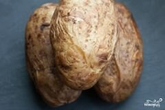 «Картофельные ньокки» - приготовления блюда - шаг 1