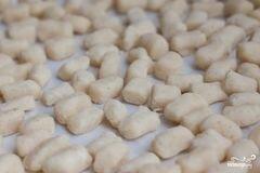 «Картофельные ньокки» - приготовления блюда - шаг 9