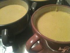 «Персиковый воздушный манник» - приготовления блюда - шаг 3