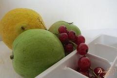 «Коктельные ледяные кубики» - приготовления блюда - шаг 1