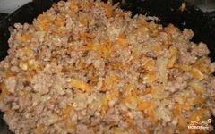 «Фарш с морковью» - приготовления блюда - шаг 4
