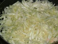«Капустная солянка с грибами и мясом» - приготовления блюда - шаг 7