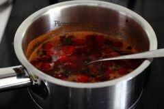 «Творожные оладьи» - приготовления блюда - шаг 3