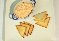 «Мусс из лосося» - приготовления блюда - шаг 4