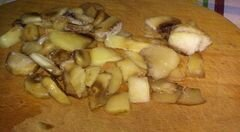 «Куриное филе по-европейски» - приготовления блюда - шаг 5