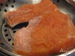 «Котлеты из семги от Джейми Оливера» - приготовления блюда - шаг 1