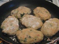 «Котлеты из семги от Джейми Оливера» - приготовления блюда - шаг 4