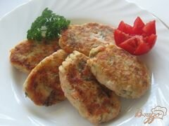«Котлеты из семги от Джейми Оливера» - приготовления блюда - шаг 5