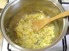 «Суп-пюре из чечевицы» - приготовления блюда - шаг 2