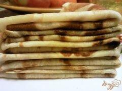 «Блины с крахмалом» - приготовления блюда - шаг 3