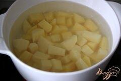 «Восточный суп с фаршем» - приготовления блюда - шаг 2