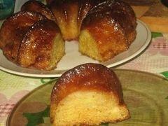 «Мандариновый пирог» - приготовления блюда - шаг 5