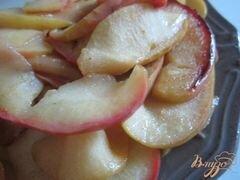 «Булочки с яблоками и корицей» - приготовления блюда - шаг 3