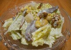 """«Салат """"Сердце Пекина""""» - приготовления блюда - шаг 5"""