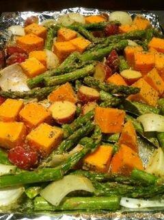 «Жаркое из курицы с овощами и приправами» - приготовления блюда - шаг 5