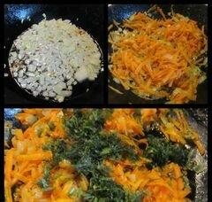 «Гречаники по украински» - приготовления блюда - шаг 3