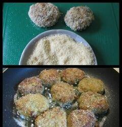 «Гречаники по украински» - приготовления блюда - шаг 5