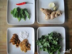 «Стейки из баранины острые» - приготовления блюда - шаг 1