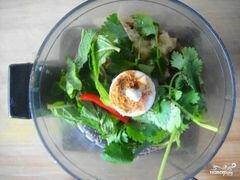 «Стейки из баранины острые» - приготовления блюда - шаг 2