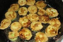 «Кабачки в кляре с специями» - приготовления блюда - шаг 4