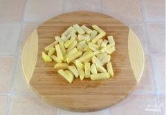 «Суп с рисом и картошкой» - приготовления блюда - шаг 5