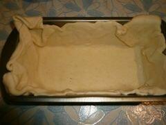 «Пирог из слоеного теста с начинкой из зерненого творога» - приготовления блюда - шаг 4