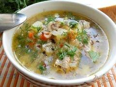 «Рыбный суп из консервов» - приготовления блюда - шаг 7