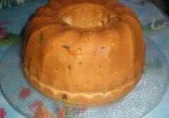 «Кекс с изюмом и цукатами» - приготовления блюда - шаг 7