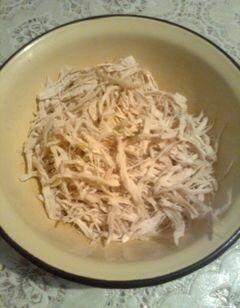 «Салат Солнышко» - приготовления блюда - шаг 2